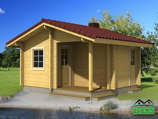 Viking 3 Cabin Or Sauna-Kit