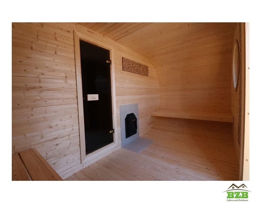 Sauna Changing Room Oval3