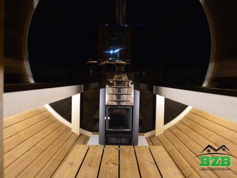 Barrel-Sauna-With-Panorama-Window