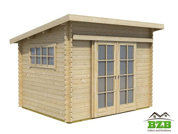 Huckleberry Shed Kit