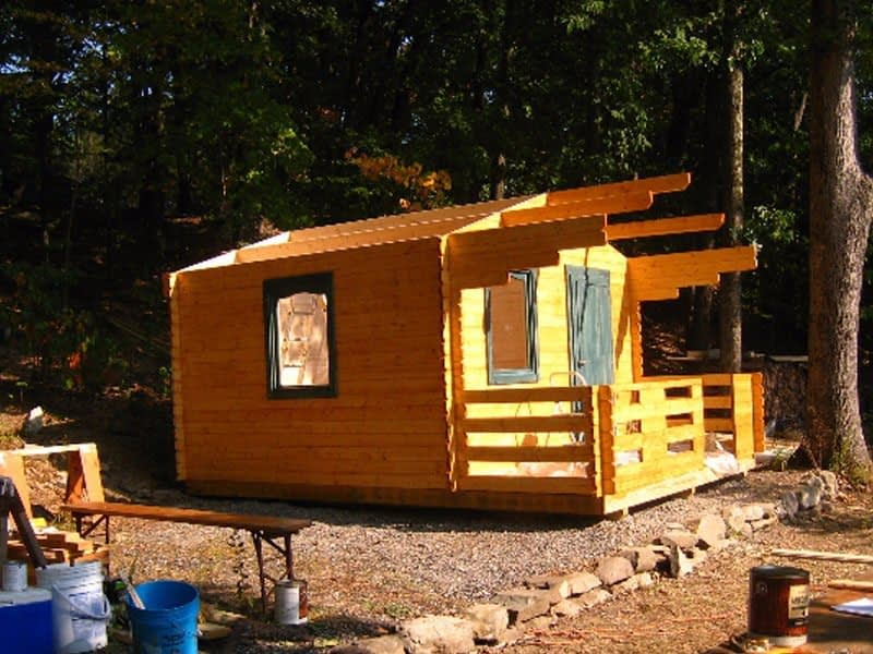 Cascade Cabin Kit Assembly