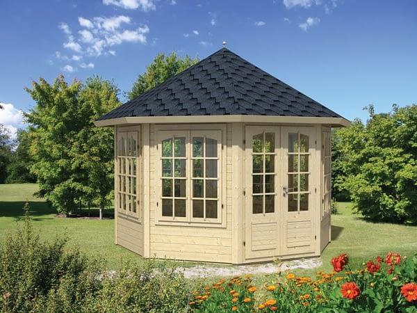 Cypress Garden Pavilion Kit